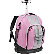 Школьный рюкзак на колесах ранец JWORLD TWINKLE арт. RBS-318SP PINK