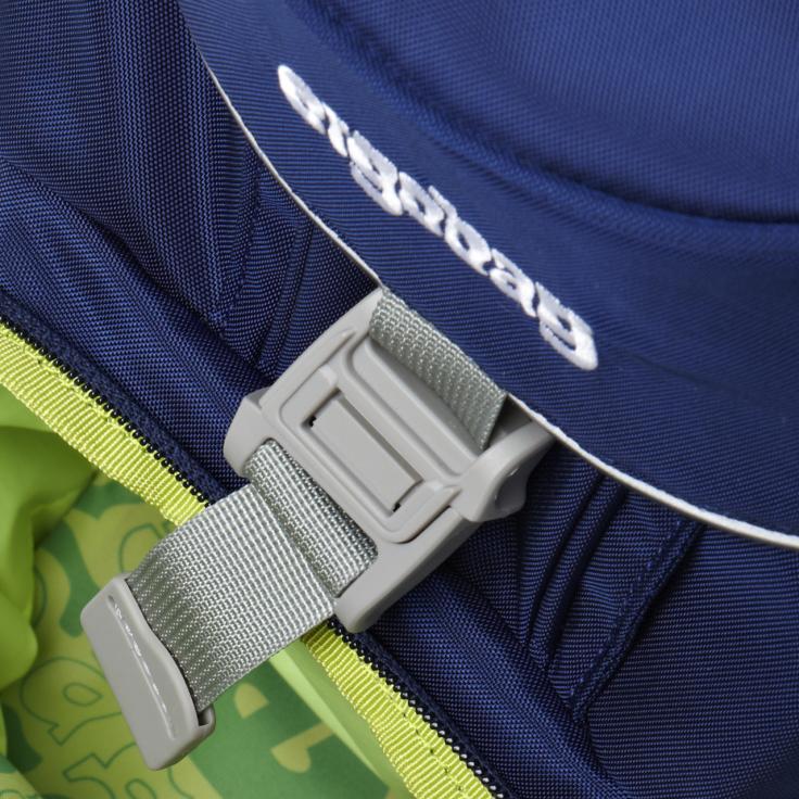 Рюкзак Ergobag BEARuckle up с наполнением + светоотражатели в подарок, - фото 13