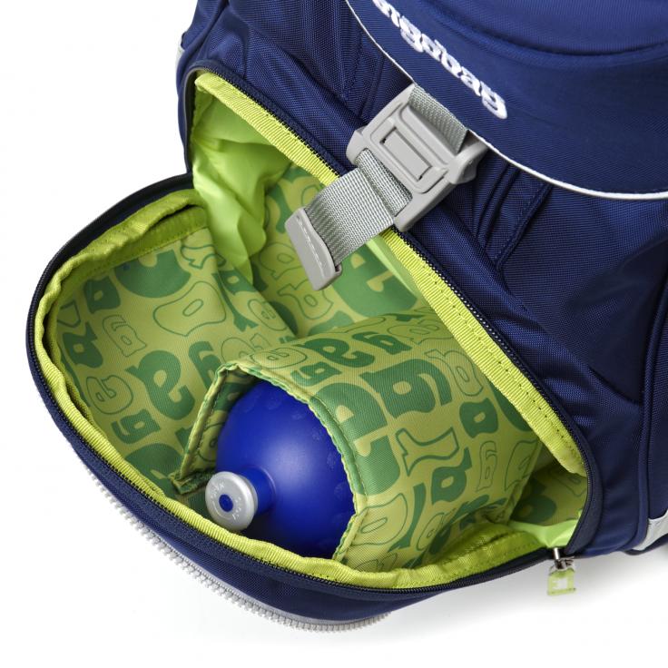 Рюкзак Ergobag BEARuckle up с наполнением + светоотражатели в подарок, - фото 11