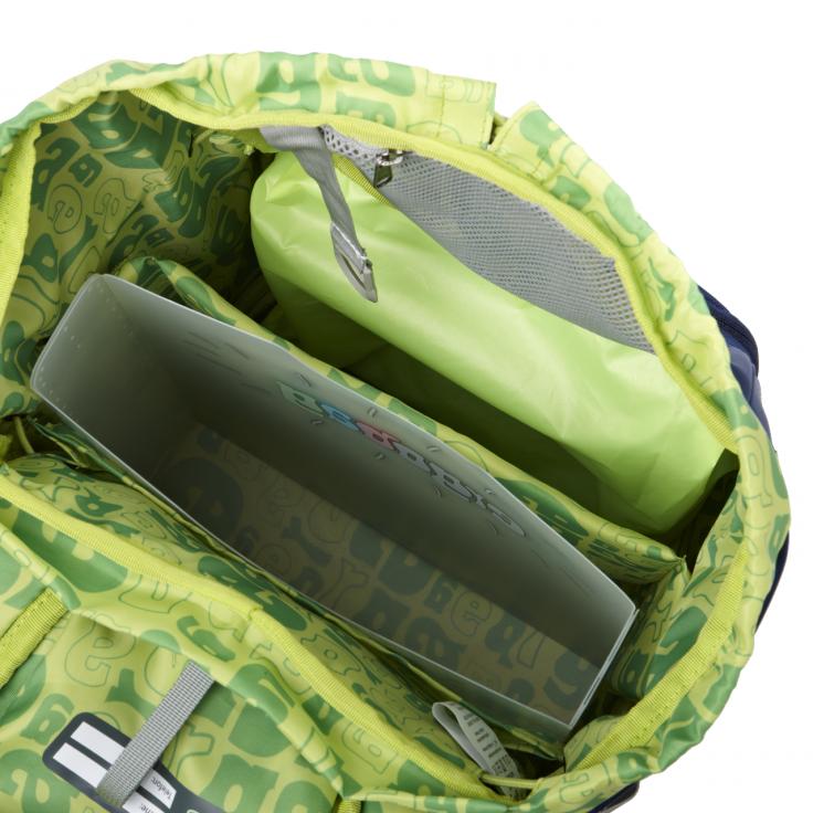 Рюкзак Ergobag BEARuckle up с наполнением + светоотражатели в подарок, - фото 10