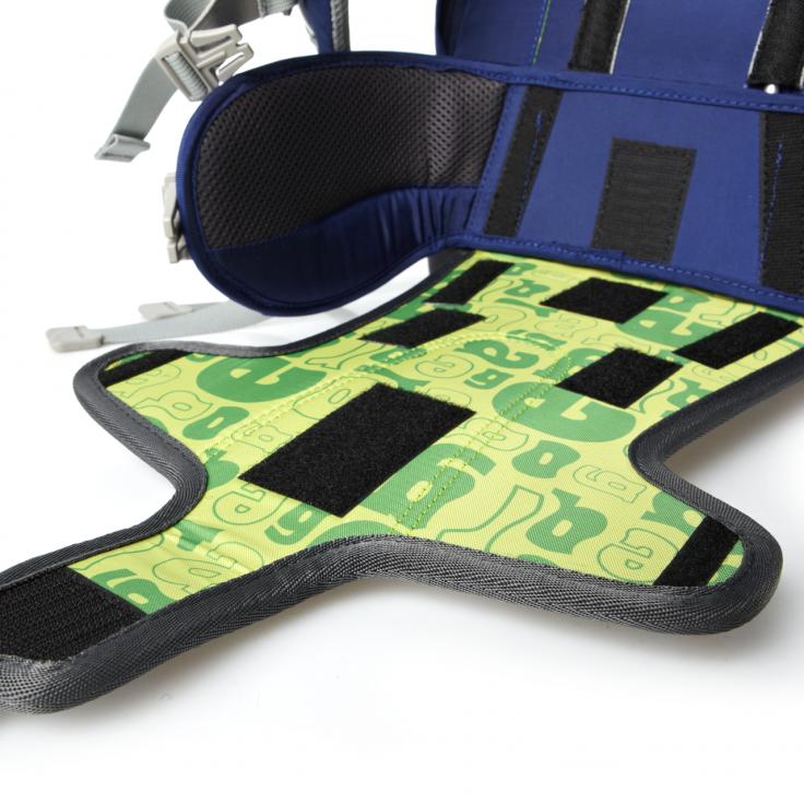 Рюкзак Ergobag BEARuckle up с наполнением + светоотражатели в подарок, - фото 16