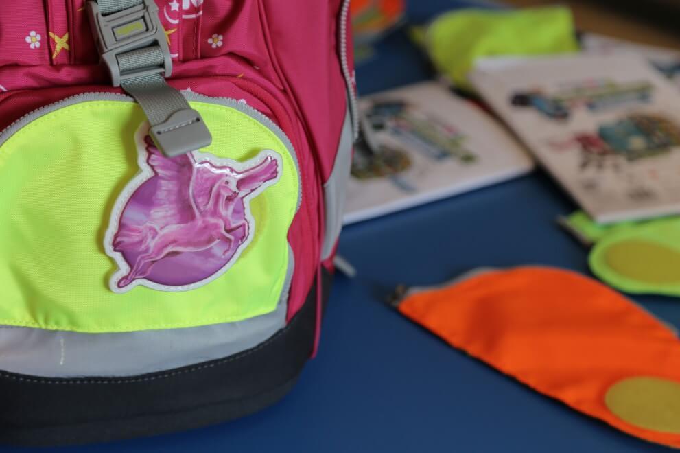 Рюкзак Ergobag BEARuckle up с наполнением + светоотражатели в подарок, - фото 19