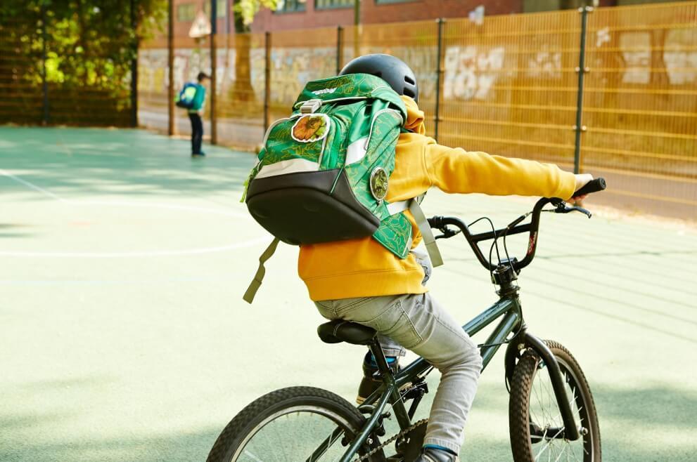 Рюкзак Ergobag BEARuckle up с наполнением + светоотражатели в подарок, - фото 20