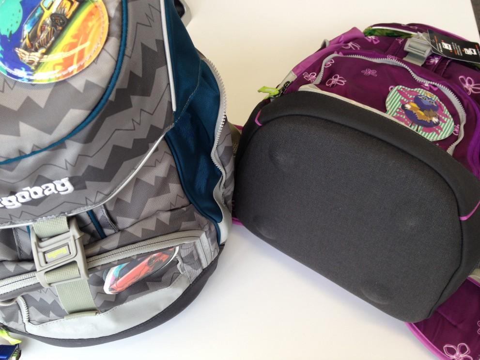 Рюкзак Ergobag BEARuckle up с наполнением + светоотражатели в подарок, - фото 18