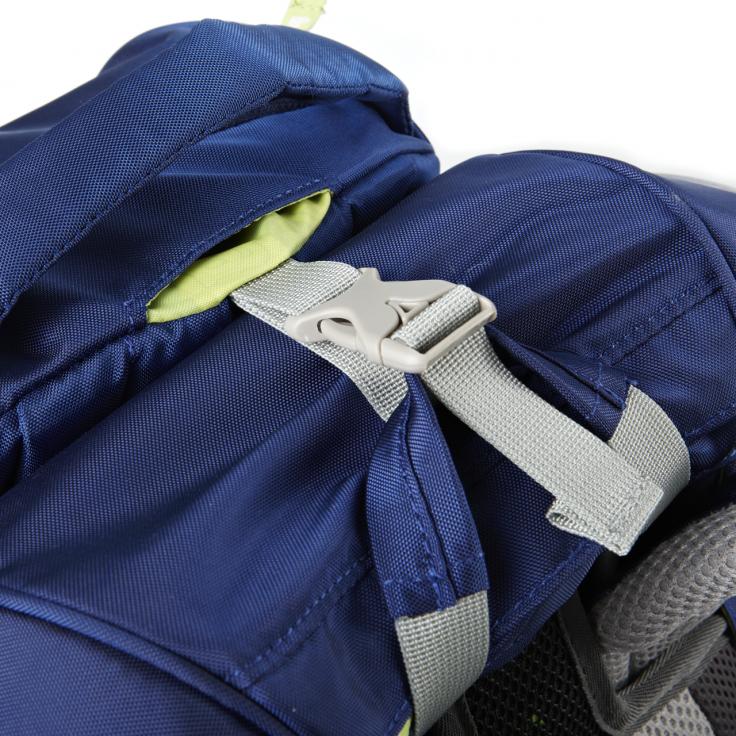 Рюкзак Ergobag BEARuckle up с наполнением + светоотражатели в подарок, - фото 12