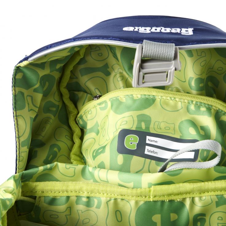 Рюкзак Ergobag BEARuckle up с наполнением + светоотражатели в подарок, - фото 9