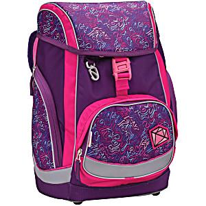 Ранец-рюкзак Belmil Comfy Pack 405-11/684 цвет Pop Art + дождевик
